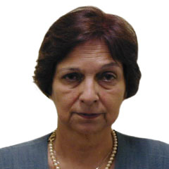 MENDEZ de FERREYRA,Araceli Estela