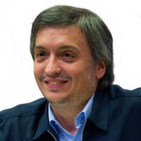 KIRCHNER,Máximo Carlos